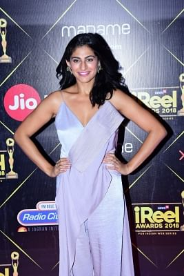 Kubbra Sait. (File Photo: IANS)