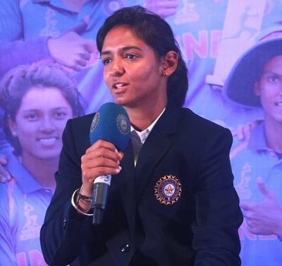 Indian women cricket Harmanpreet Kaur. (File Photo: IANS)
