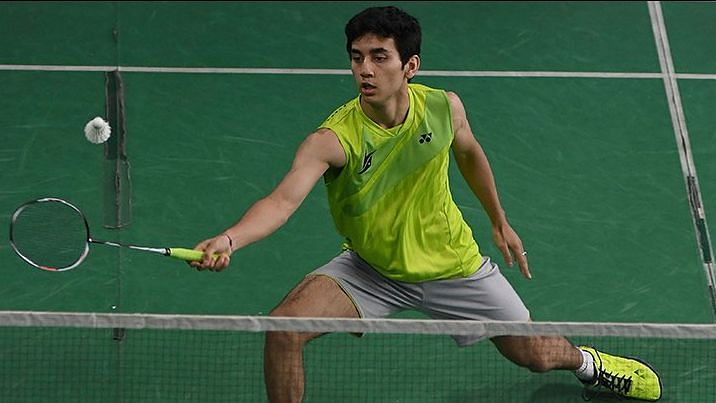 Asian Junior champion Lakshya will face second seed Victor Svendsen of Denmark in the finals.