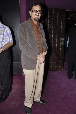 Actor Alyque Padamsee. (Photo :IANS)