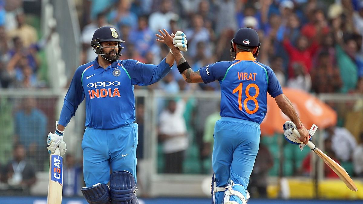 Rohit Sharma is all set to become the seventh Indian batsman to amass 9,000 runs in ODIs.