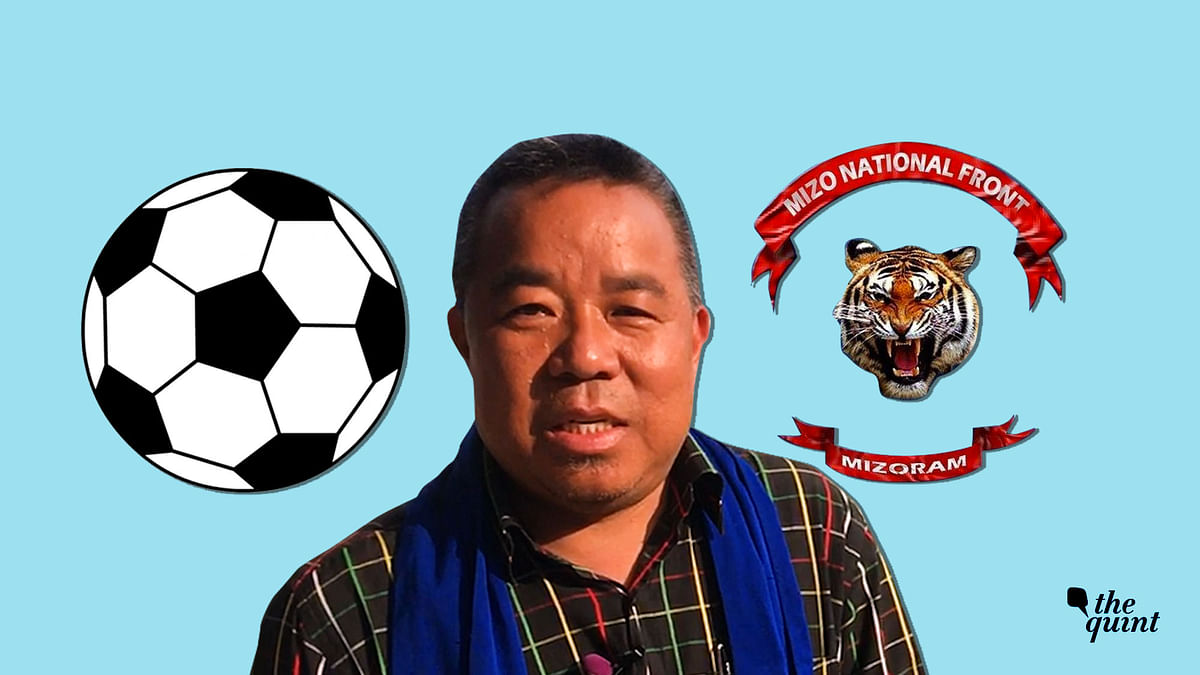 Meet 'Triple R', the Aizawl FC Owner Now Gunning To Be Mizoram MLA