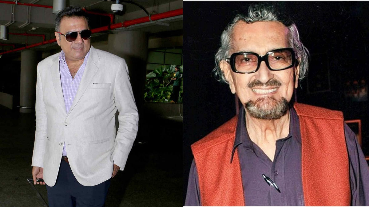 Boman Irani credits Alyque Padamsee with starting his acting career.