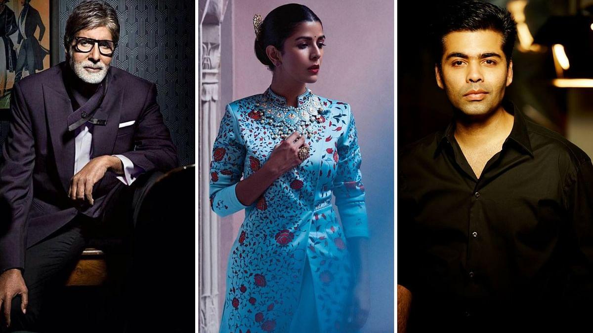 Bachchans, Karan Johar & Other B-Town Celebs Wish Fans on Gurpurab