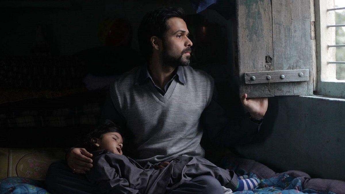 Emraan Hashmi in a still from  <i>Tigers.&nbsp;</i>