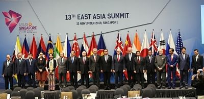 US, Japan, Australia to invest more to develop Indo-Pacific