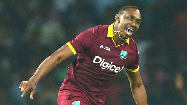 Dwayne Bravo Named Face of 10PL-World Cup of Tennis Ball Cricket