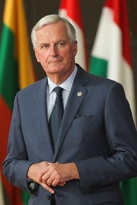 Michel Barnier. (Xinhua/Zheng Huansong/IANS)
