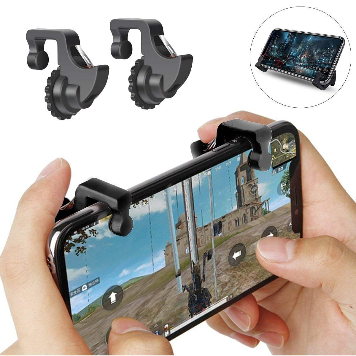 Mobile gaming triggers are the most economical gaming accessory you can buy.
