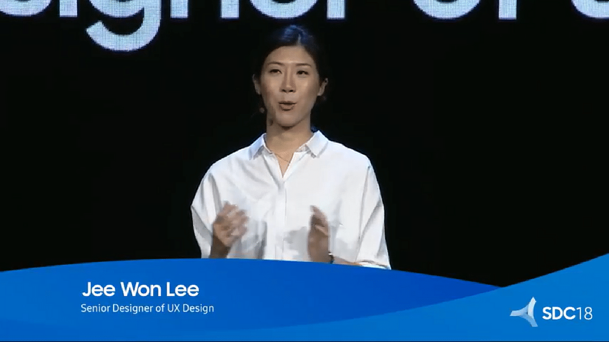 Samsung Developers Conference 2018: Foldable Phone Unveiled