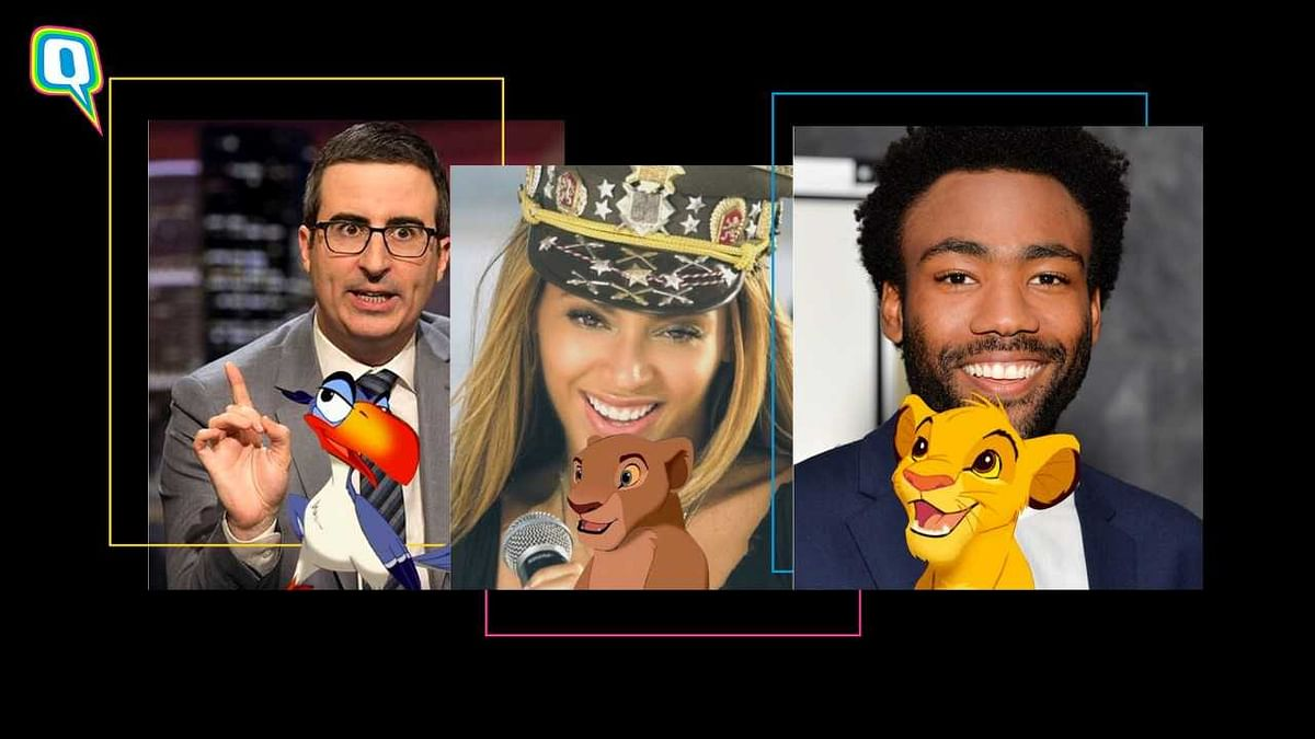 John Oliver to Beyonce, Know the Voices Behind The Lion King 2019