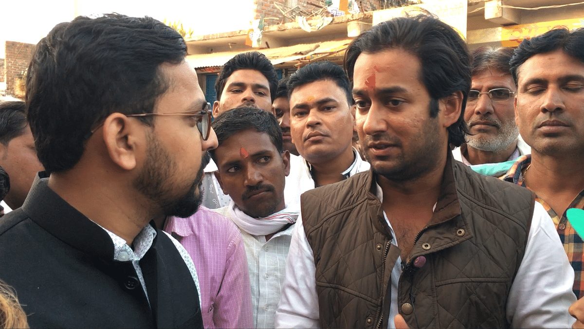 'Gaushala' is Not an Issue Exclusive to the BJP: Jaivardhan Singh