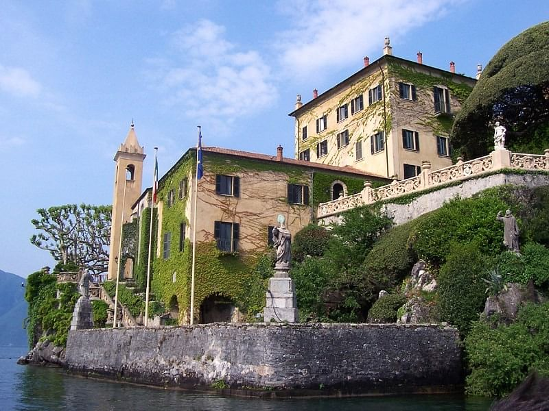 Ranveer and Deepika will have their wedding ceremony at Villa del Balbianello at Lake Como.