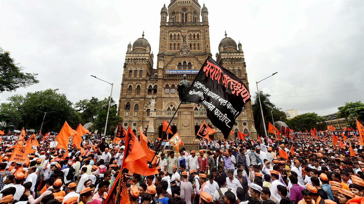 Maratha Quota: Maha Govt Files Plea in SC for Review of Stay Order