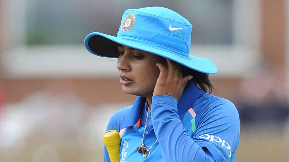 Mithali Raj sustained a knee injury during the World T20 match against Ireland.