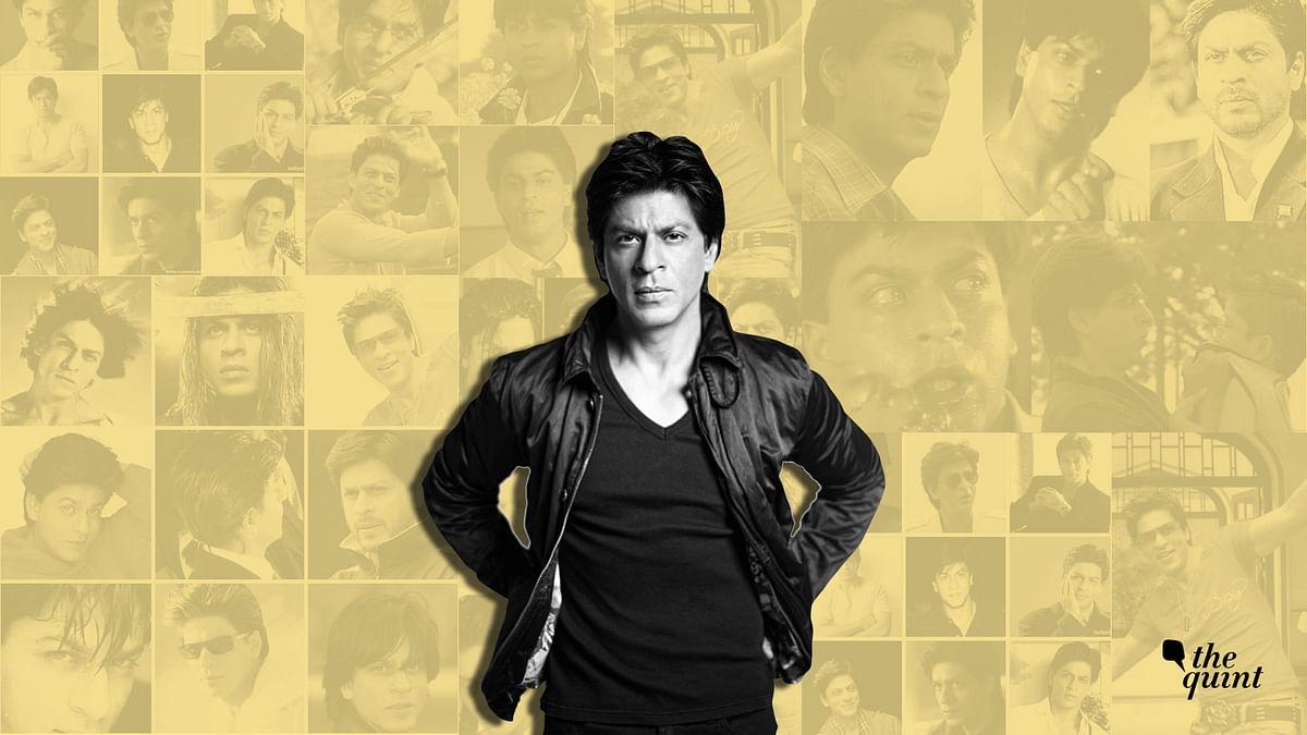 """I had never met an interviewee like SRK,"" writes Naomi Datta."