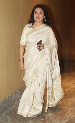"""Mumbai: Actress Revathi at the trailer launch of short film """"Udne Do"""" Mumbai on Nov 16, 2018. (Photo: IANS)"""
