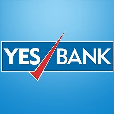YES BANK. (Photo: Twitter/@YESBANK)