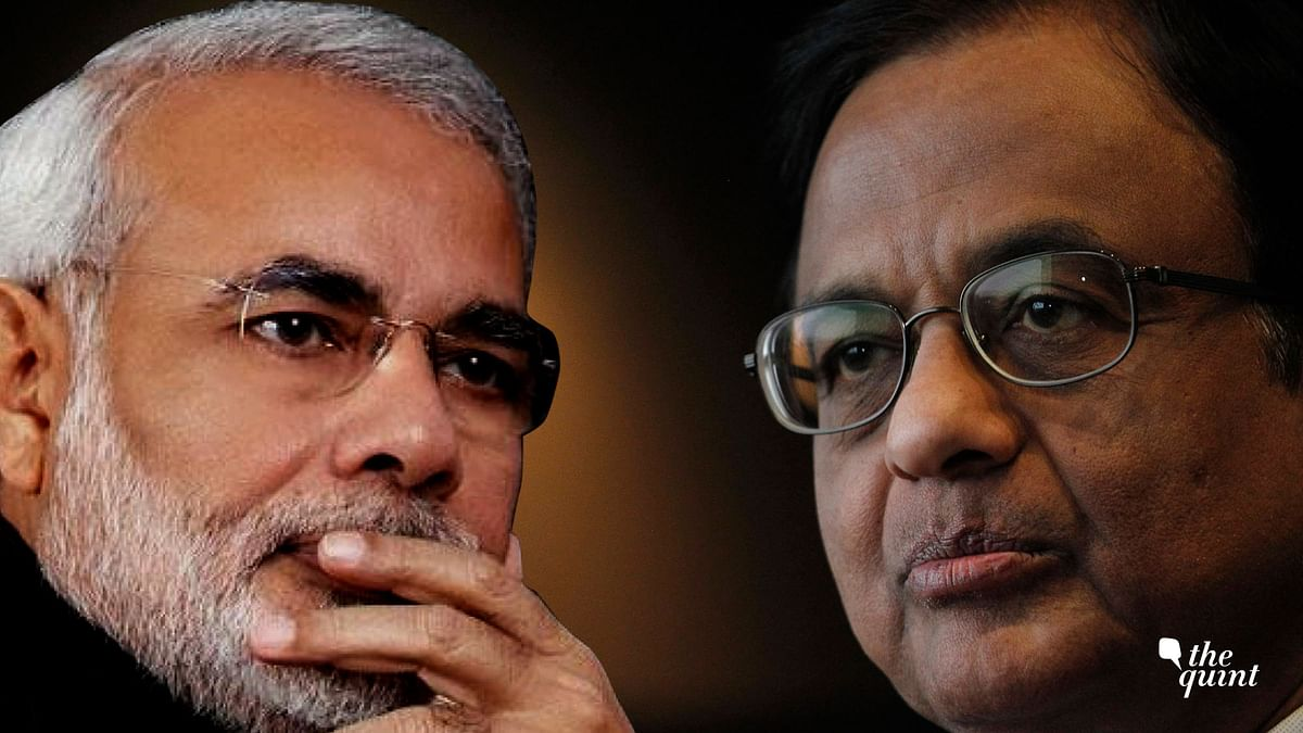 P Chidambaram Attacks Government Over Pulwama, GST