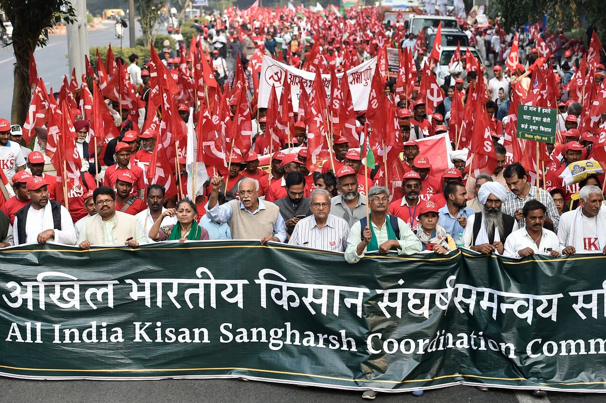 Kisan Mukti March: What You Need to Know About Agrarian Distress