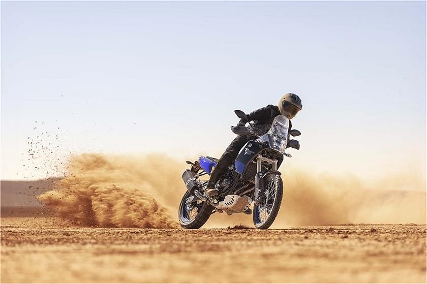 The Yamaha Tenere is unlikely to come to India.