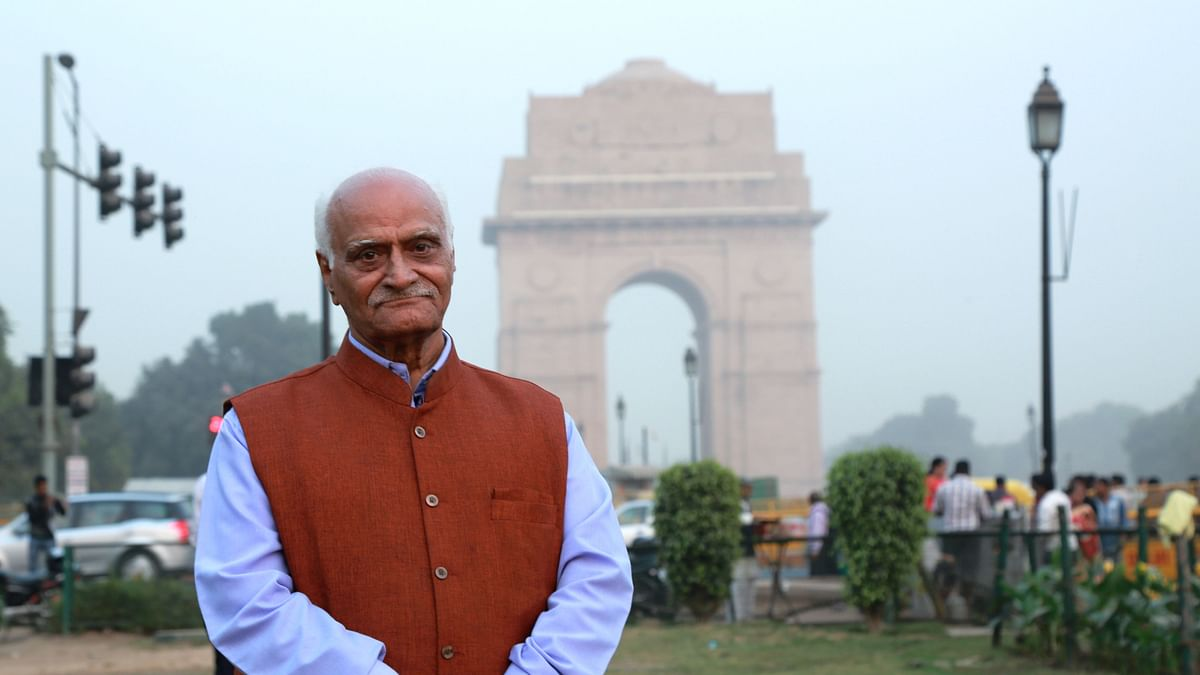 Harish Mehra was the Indian civilian to lead Republic Day's Parade on 26 January 1958.