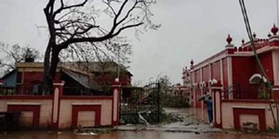 Pudukkottai: A view of damages after Gaja cyclone hits Tamil Nadu