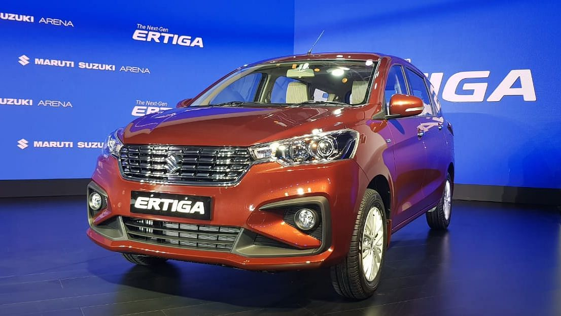 Maruti Suzuki Reports Fall in Sales & Profits Amidst Auto Crunch