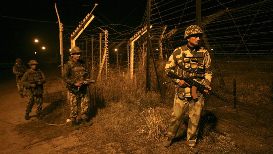 Image of BSF jawans used for representational purposes.