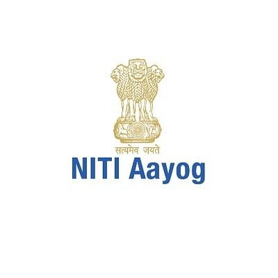 NITI Aayog. (Photo: Twitter/@NITIAayog)