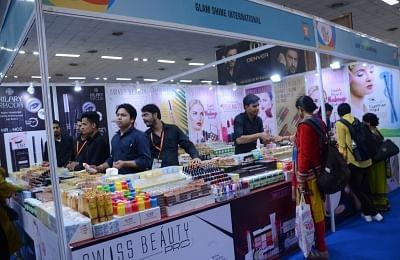 India International Trade Fair (IITF) at Pragati Maidan in New Delhi. (Photo: IANS)