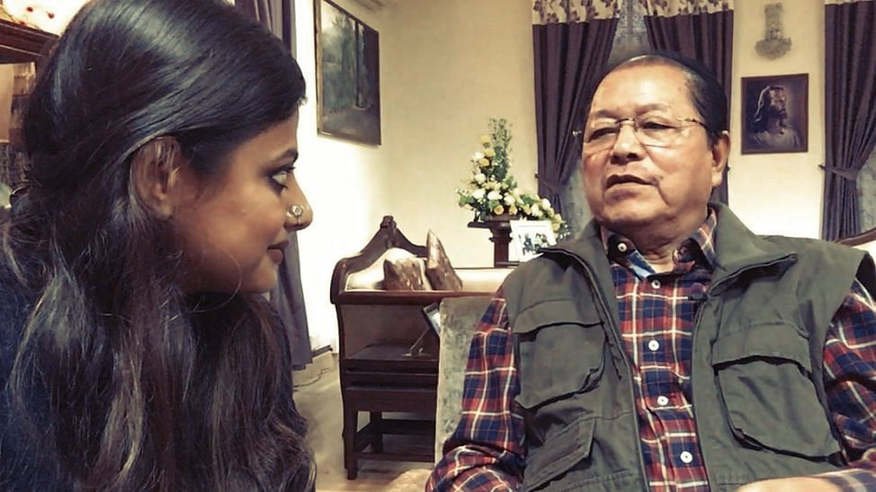 'BJP Doesn't Have a Chance in Mizoram': CM Lal Thanhawla