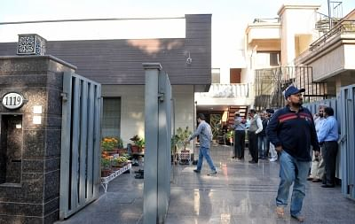 Chandigarh: The residence of decorated war veteran and famous hero of the