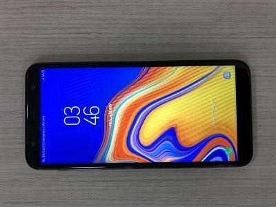 Samsung Galaxy J6+ smartphone.