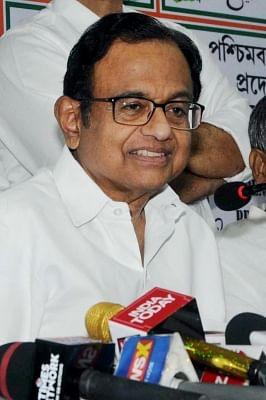 BJP is back to Hindutva theme, Modi government failed: Chidambaram