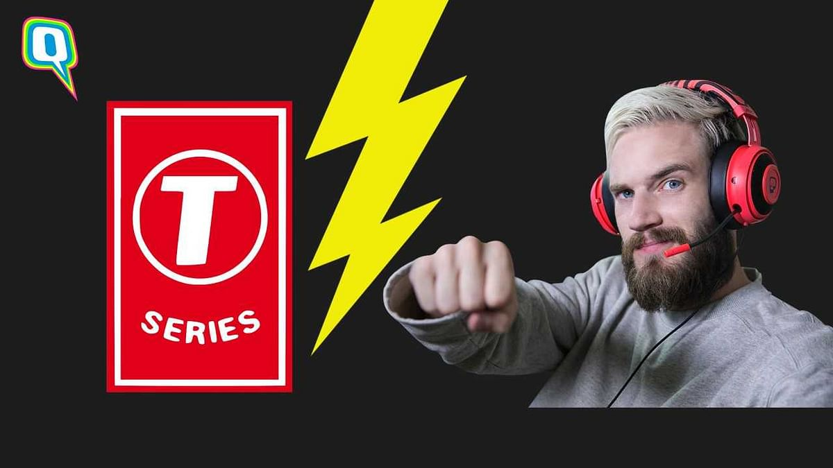 YouTube's King Kaun,  PewDiePie Or T-Series?
