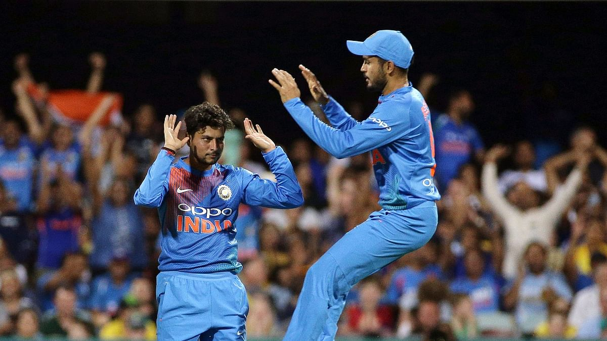 Kuldeep, Zampa Zoom Into ICC Rankings Top-5 Post T20I Series Highs