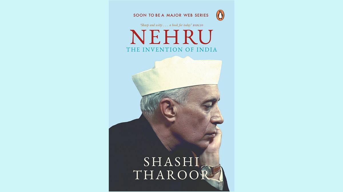 Shashi Tharoor's Book on Nehru to Be Adapted Into Web Series