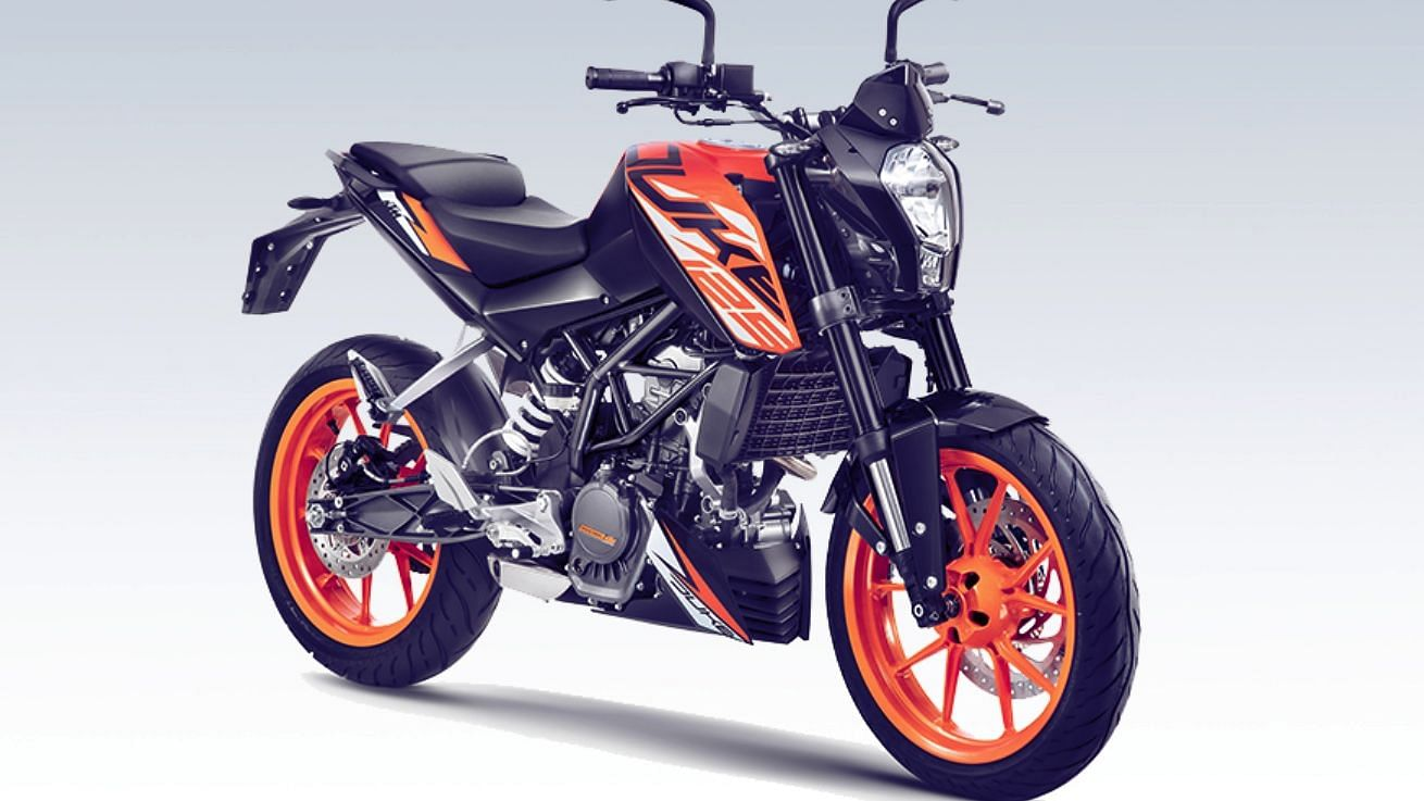 2019 KTM RC 125 ABS launch price Rs 1.47 lakh, ex-sh