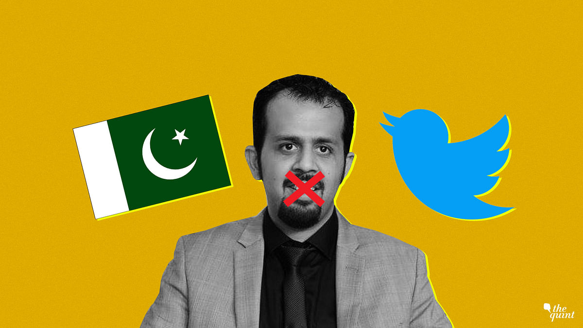 Twitter is asking Pakistani journalists and activists to fall in line with the country's government.
