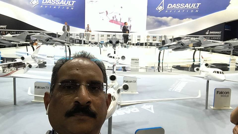 Rafale Row: Dassault's India Official Has a Twitter Meltdown