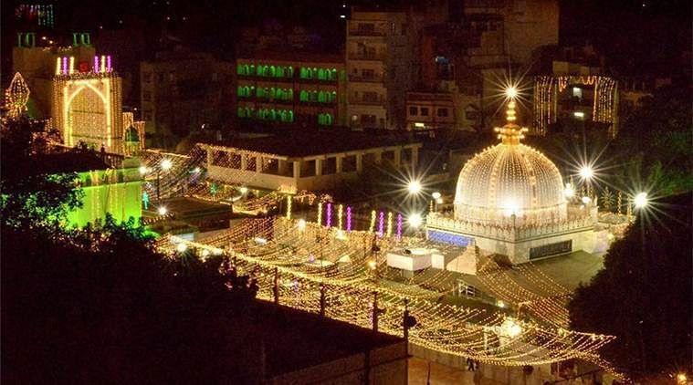 Ajmer Sharif Dargah on Eid-e-Milad