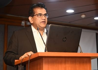 Jharkhand has registered 19% growth in agriculture: Amitabh Kant