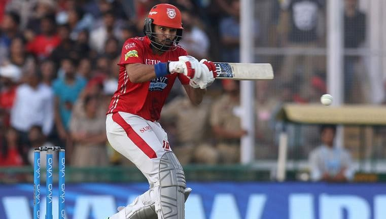 Yuvraj Singh managed only 65 runs in eight outings for Kings XI Punjab in IPL 2018