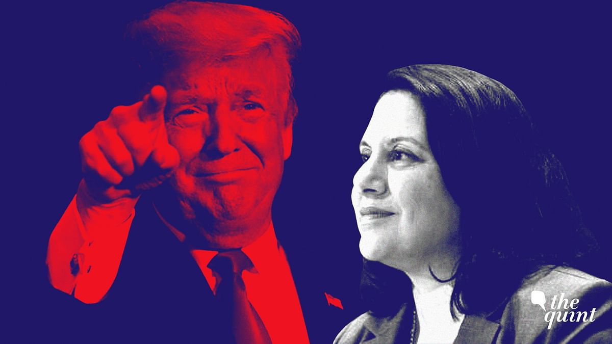 US President Donald Trump has picked an Indian-American woman, Neomi Rao, as Judge Kavanaugh's replacement in the US Circuit Court of Appeals for District of Columbia.