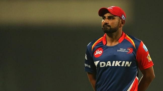 Mohd Shami picked just three wickets in four matches for Delhi Daredevils at IPL 2018