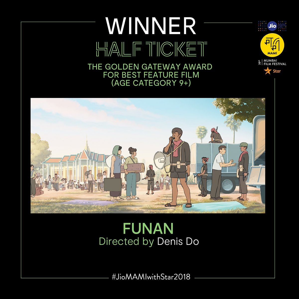 Here Are the Top Winners of MAMI 2018