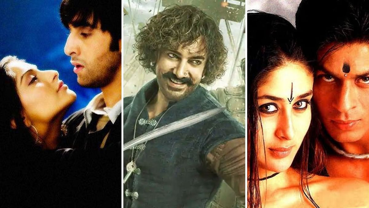 Like 'Thugs...', Six Bollywood Disasters That Released on Diwali