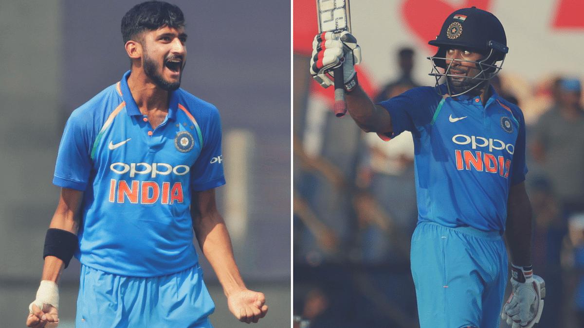 Khaleel & Rayudu Big Gains From WI Series, Feel Kohli, Shastri