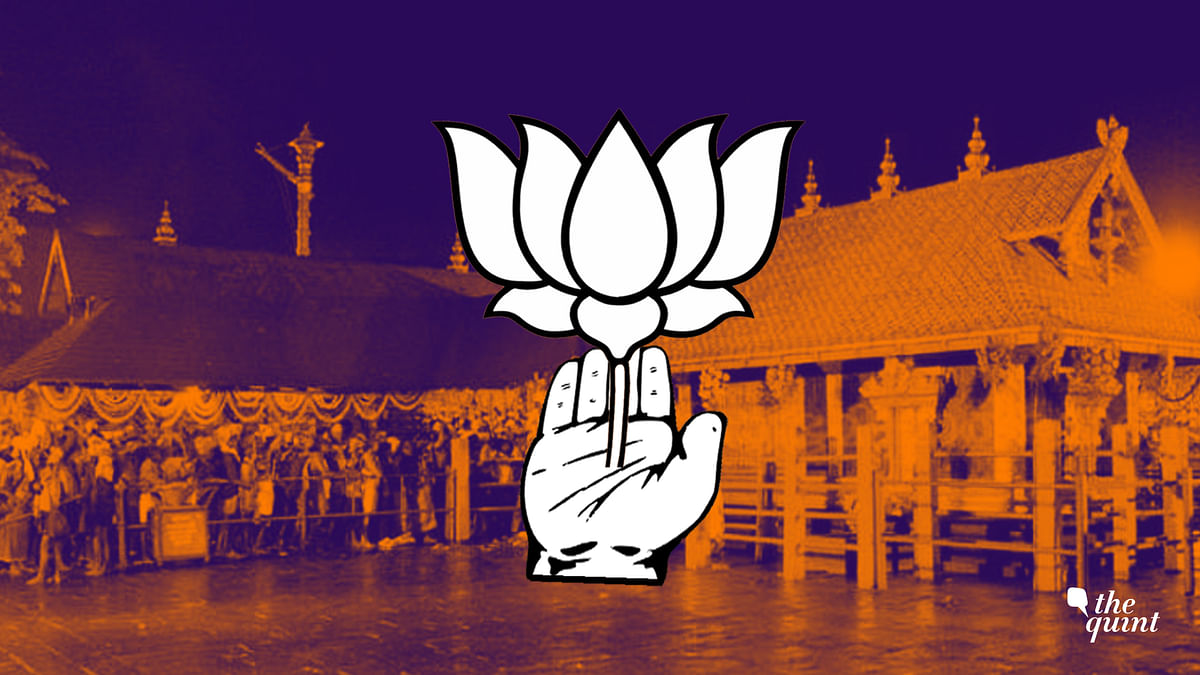 Sabarimala: Why is Cong Helping RSS' Quest for an Ayodhya Moment?